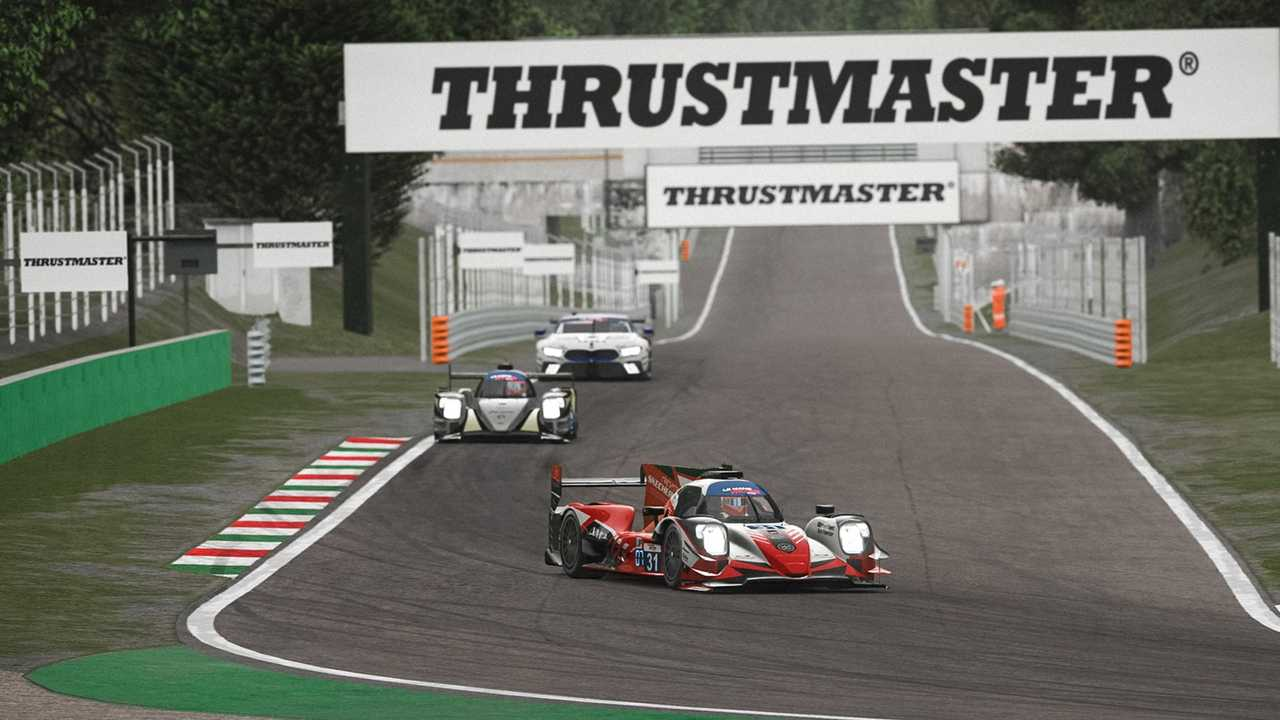Le Mans Virtual Series Round 1 At Monza