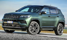Jeep Compass Facelift (2021)
