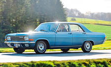 Opel Admiral 2800 S: Classic Cars